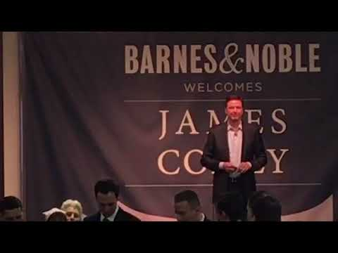 James Comey CONFRONTED By Laura Loomer First Day Of Book Tour