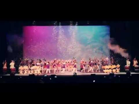 "Courtney's School of Dance 2014 Spring Recital ""Feel The Rhythm"" Act II 34-42"