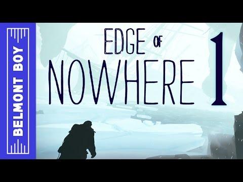 Edge of Nowhere OCULUS RIFT DK2 Gameplay Part 1 - A Harrowing Launch - Belmont Boy