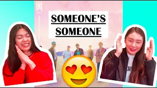 MONSTA X (몬스타엑스) SOMEONE'S SOMEONE REACTION!!!