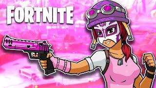 THINK PINK! Fortnite Battle Royale