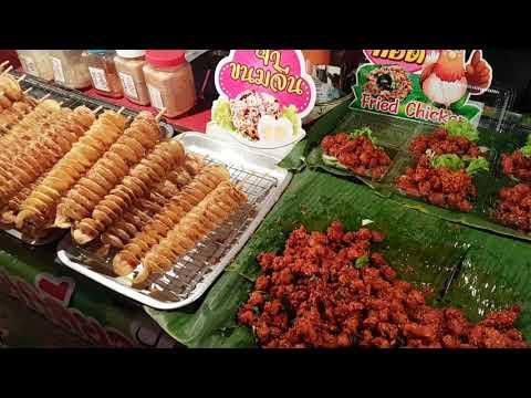 Koh Lanta night market Thailand