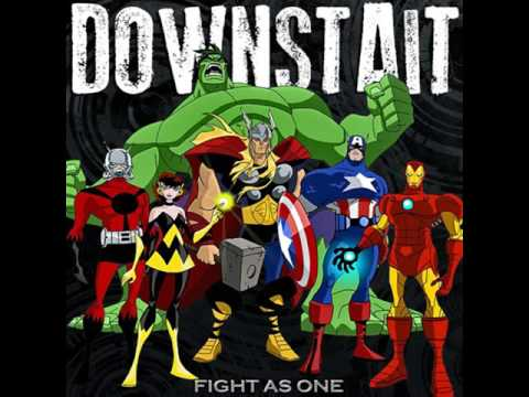 The Avengers: Earth's Mightiest Heroes | Downstait - Fight As One | Theme Song