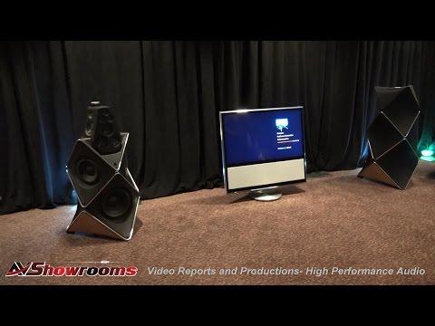 BEOLAB 90 Loudspeakers, listening position testing, Bang Olufsen, AXPONA