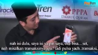 Press Converence Ustad Yusuf Mansur Paytren Di Masjid Istiqlal 27 Maret 2016 | Hasan Bbs