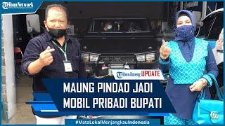 Bupati Jember Hendy Siswanto Jadikan Maung Pindad Mobil Pribadi