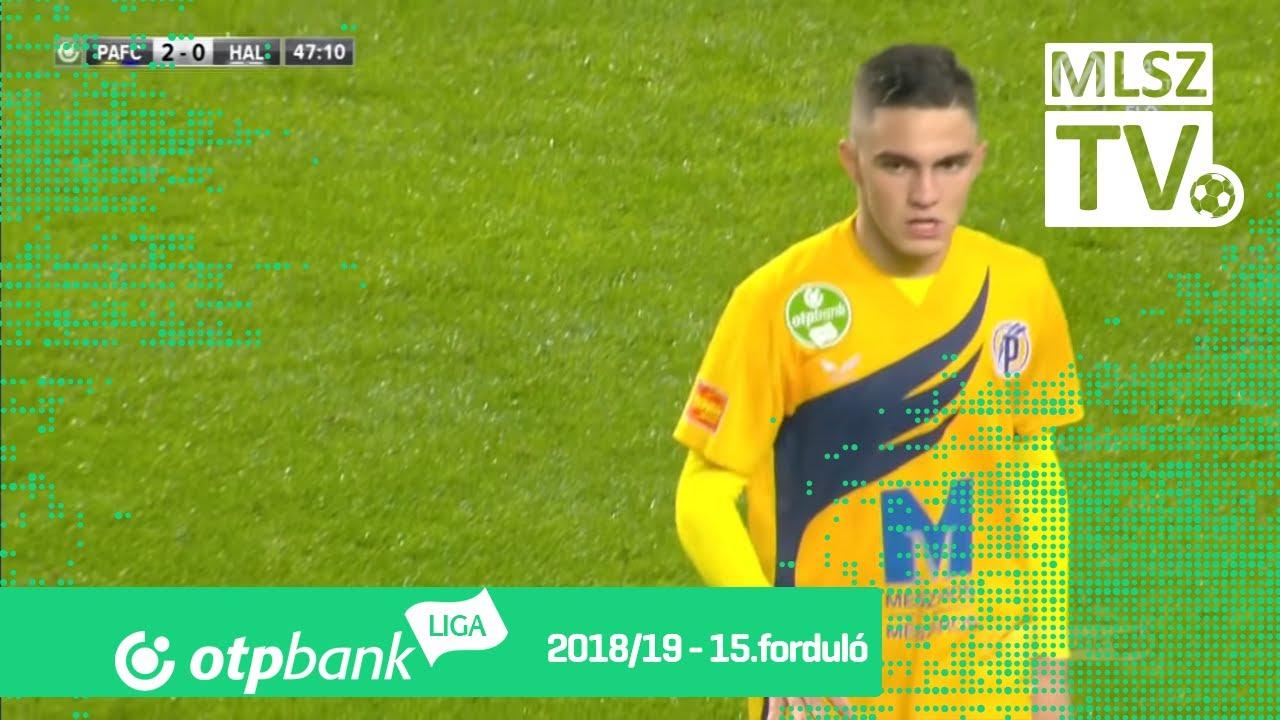 Puskás Akadémia FC - Szombathelyi Haladás | 2-0 (2-0) | OTP Bank Liga | 15. forduló | 2018/2019