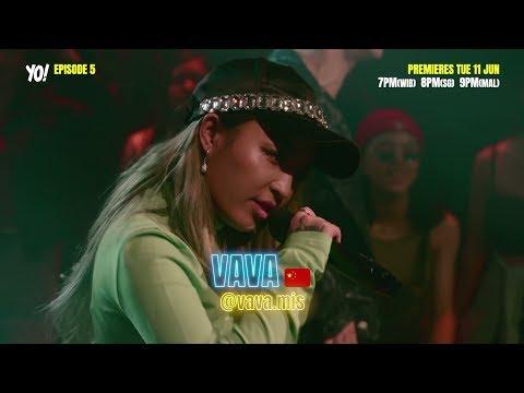 Yo! MTV Raps (Asia) Episode 5 Cypher Sneak Peek