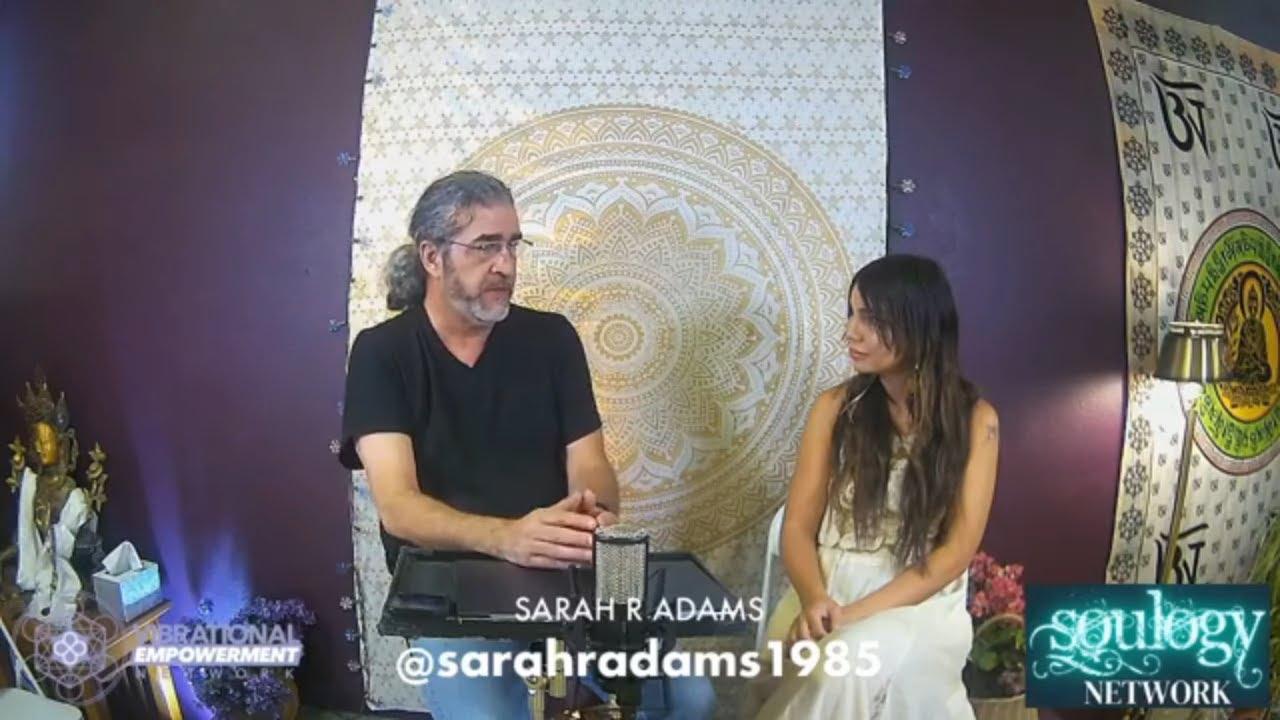 Sarah Adams Livestream - Soul Convergence Live Event from Sedona