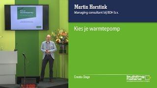Kies je warmtepomp - Martin Horstink