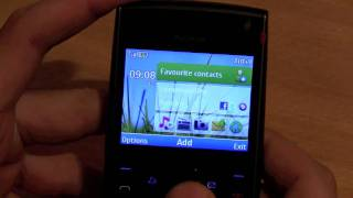 nokia X2-01 Unboxing and Review