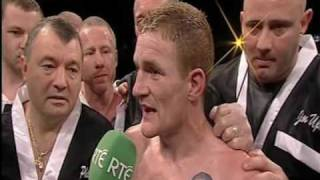 Willie Casey V Paul Hyland - Pt 2 of 2
