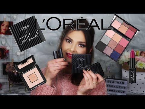 L'oréal X Karl Lagerfeld!! CHE MERAVIGLIA😍