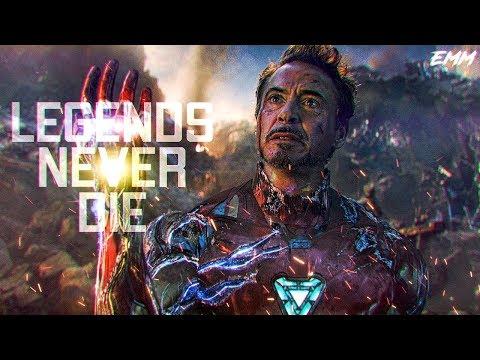 (Marvel) Iron Man & Captain America -