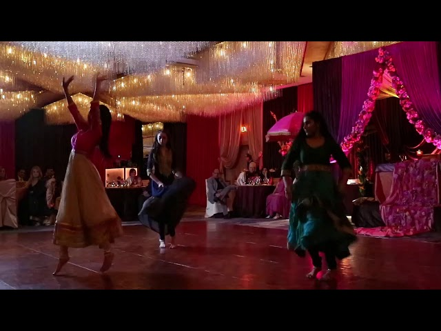 Mujhe Rang De - Junior Surrey | Dance with FilmE
