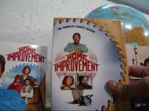 DVD Update: Home Improvement Seasons 1-8