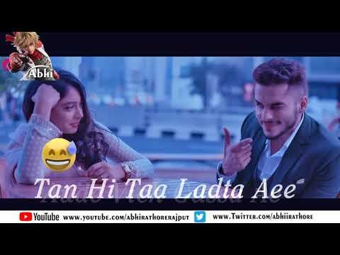 Gussa - Official Whatsapp Status Music Video | BIG Dhillon Feat. Niti Taylor | Abhi Rathore