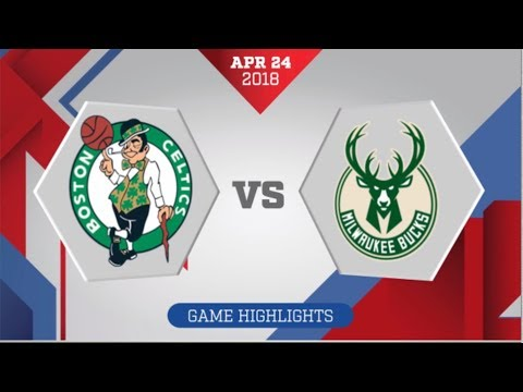 Milwaukee Bucks vs Boston Celtics Game 5: April 24, 2018