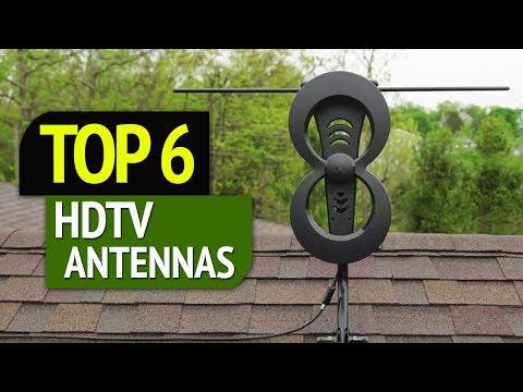 TOP 6: Best HDTV Antennas