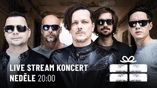 Download CHINASKI - VÁNOČNÍ DÁREK ! LIVE STREAM KONCERT