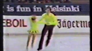 Marina Cherkasova & Sergei Shakhrai - 1977 Europeans LP