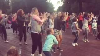 Анна Хилькевич танцует! 🐰