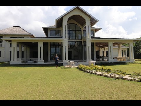 Vlog 1- Trip to Jamaica- Luxury Multimillion Dollar House Tour and Wedding Venue!!