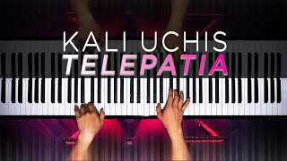 Kali Uchis - telepatia (Piano Cover by The Theorist) видео