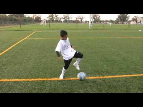 Soccer Training for Kids intermediate