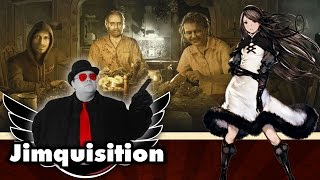 Resident Evil 7 Bravely Defaulted (The Jimquisition)
