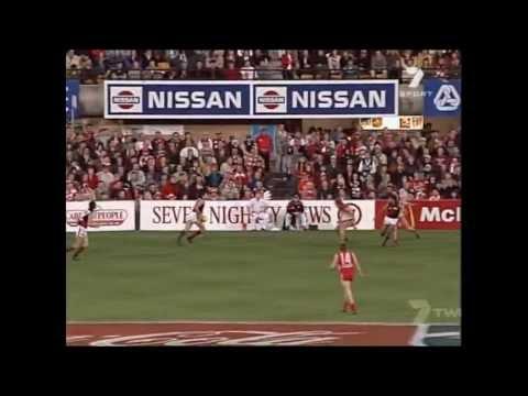 AFL 1996 Preliminary Final Sydney Vs Essendon