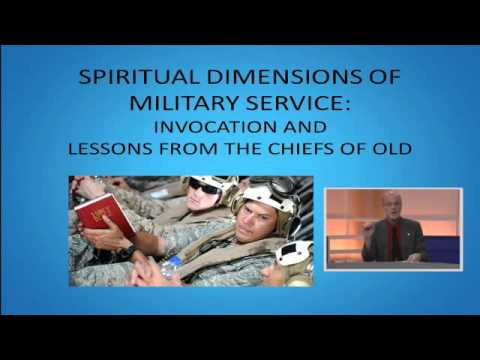 HR 1: The Spiritual Dimensions of Military Service and Moral Injury