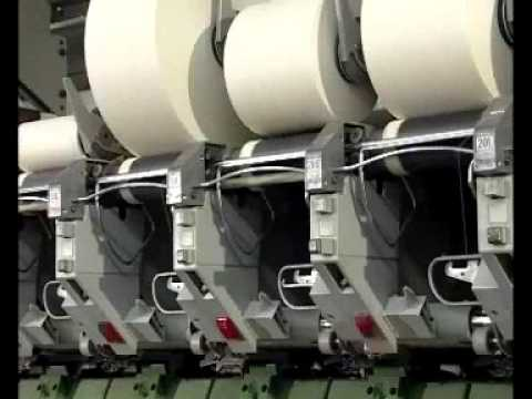 LEARNING Open end spinning process (Textile knowledge and technology)