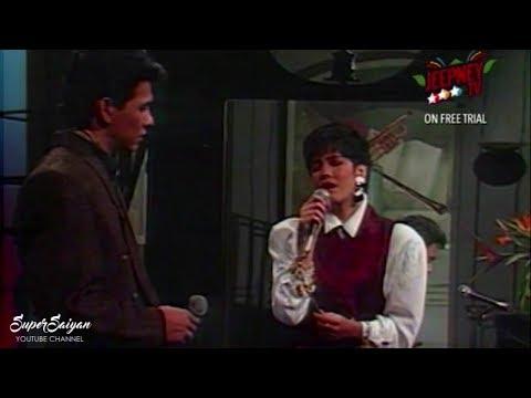 SANA MAULIT MULI - Regine Velasquez & Gary V   Ryan Ryan Musikahan 1990