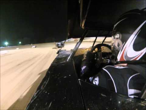 Roy Bruce Jr Lincoln Park Speedway Heat Race 9.14.13