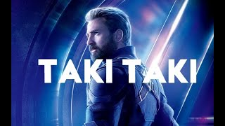 Download lagu TAKI TAKI AVENGERS