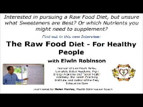 Best Raw Food Sweeteners and most important supplements?