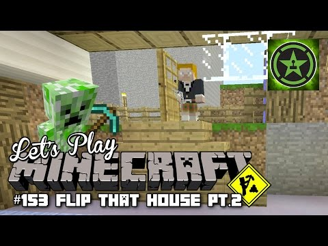 Let's Play Minecraft: Ep. 153 - Flip This House Part 2