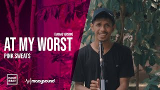 Download Pink Sweat$ - At My Worst  -   Reggae (My Marthynz Cover)