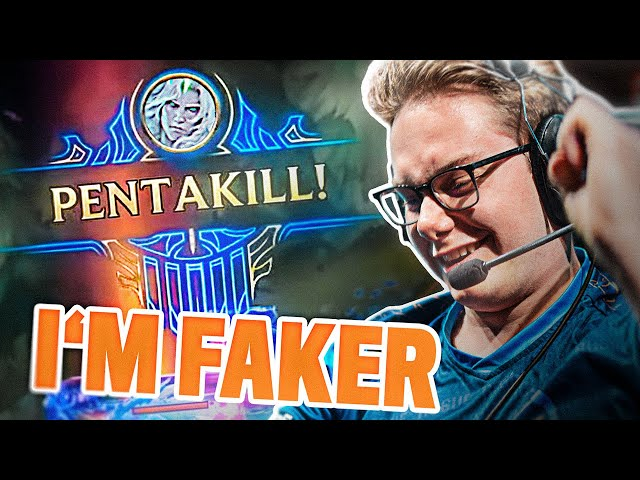 INSPIRED IS FAKER...   Rogue Voicecomms LEC Summer 2021 Playoffs Round 1