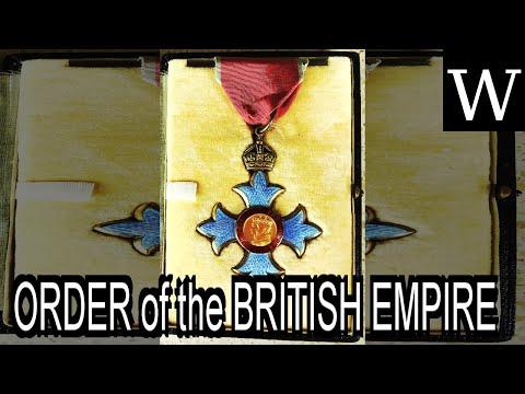 ORDER of the BRITISH EMPIRE - Documentary