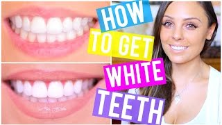 How to Get  White Teeth: Why You Shouldn't Do DIYs + Tips and Tricks | Kristi-Anne Beil(, 2015-07-22T02:04:59.000Z)