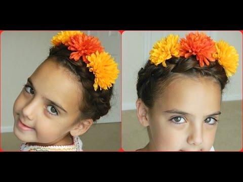 Frida Kahlo Dutch Braid / Bonita Hair Do