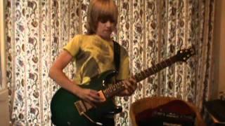 Sad Melody Guitar Improvisation - James Bell ( E minor )