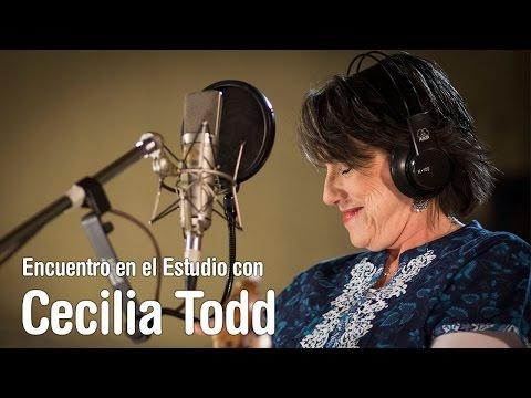 Cecilia Todd - Pajarillo verde - Encuentro en el Estudio - Temporada 7