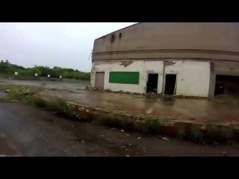 Abandoned aerospace factory, Cumbria This is Flexploration