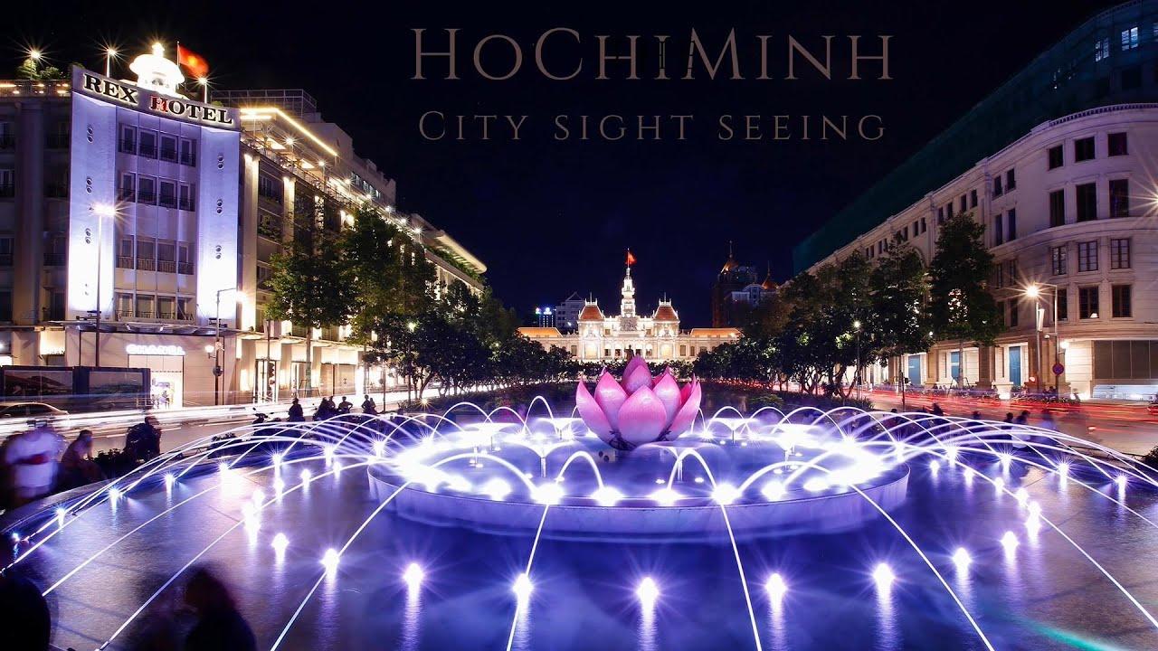 SaiGon City Sight Seeing