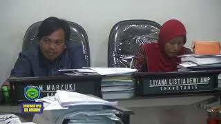 Komisi I DPRD Indramayu Ingin Modernisasi Pengelolaan Arsip dan Perpustakaan