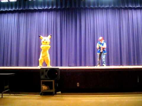 Pokemon theme song dance