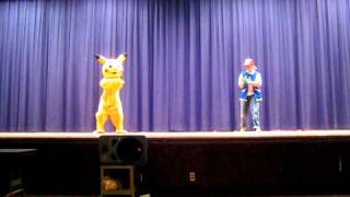 Pokemon theme song dance
